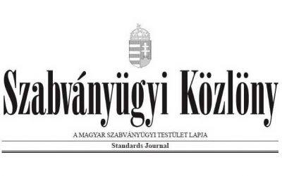 Magyar nemzeti szabvány lett ősi írásunk